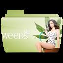 Folder, Weeds Icon