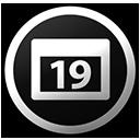 Calendar, Metroid Icon