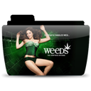 Nancy, Weeds Icon