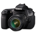 Canon, d, Side Icon