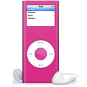 Ipod, Nano, Rose Icon