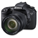 7d, Canon, Side Icon