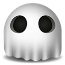 Emoticon, Ghost Icon