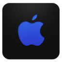 Apple, Blueberry Icon