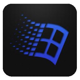 Blueberry, Windows Icon