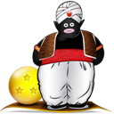 Dbz, Mr, Popo Icon