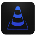 Blueberry, Vlc Icon