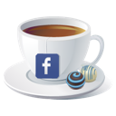 Coffee, Facebook Icon