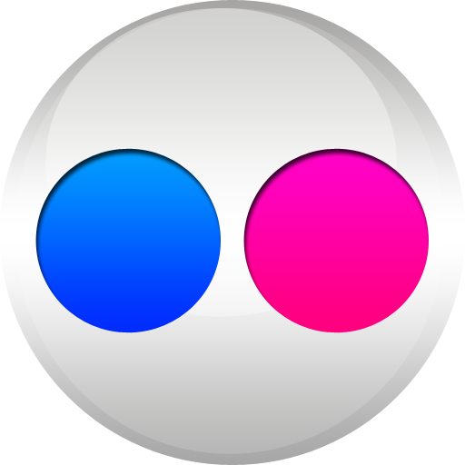 Flickr, Sphere Icon