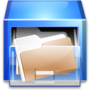 Drawer, File, Manager Icon