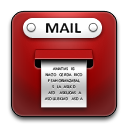Mail, Rounded Icon