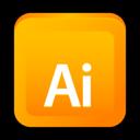 Adobe, Cs3, Illustrator Icon