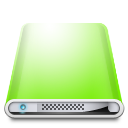Green, Light Icon