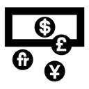 Atm, Bank, Cash, Funds, Money Icon