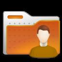 Folder, Human, Public, User Icon