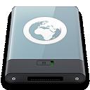 Graphite, Server, w Icon