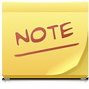 Applet, It, Notes, Post, Postit, Sticky Icon