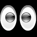 Applet, Eyes Icon