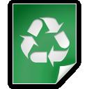 Application, Trash, x Icon
