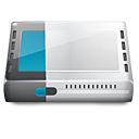 Applet, d, Link, Modem, Router Icon
