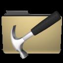 Development, Folder, Manilla Icon