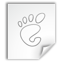 Application, Mime Icon