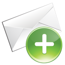 Email, Plus Icon