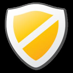 Protect, Shield, Yellow Icon