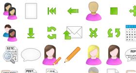 SEM Labs Icons