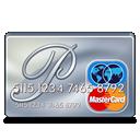 Mastercard, Platinum Icon