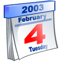 Calendar, Date, Event, February Icon