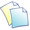 Copy, Documents, Duplicate, Files, Note, Papers Icon