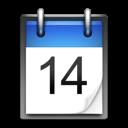 Calendar, Ical Icon