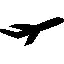 Plane, Transportation Icon