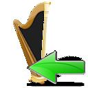 Back, Recyclebin Icon
