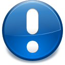 Alert, Exclamation, Information, Notification Icon