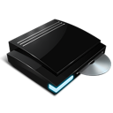 Dvd, Playstation, Ps, Rom Icon