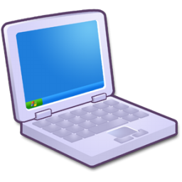 Computer, Laptop Icon