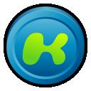 Desktop, Kazaa, Media Icon