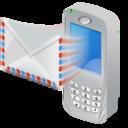 Send, Sms Icon