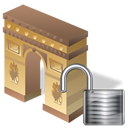 Arcodeltriunfo, Unlock Icon