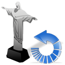 Crist, Jesus, Reload Icon