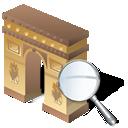 Arcodeltriunfo, Zoom Icon