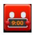 Clock, Digital, Morning Icon