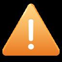 Alert, Warning Icon