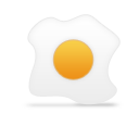 Breakfast, Egg Icon