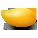 Fruit, Mango Icon