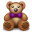 Bear, Teddy, Toy Icon