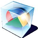 Buzz, Google, Ice Icon