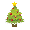 Christmas, Icon, Tree Icon